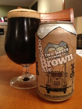 Two Beers Brewing Co. - SoDo Brown Ale