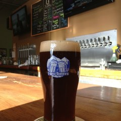 469. Two Beers Brewing – Backcountry CBA Cascadian Brown Ale