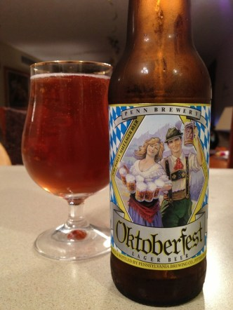 Pennsylvania Brewing Co - Oktoberfest Lager