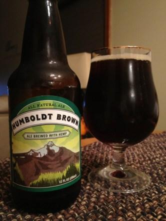 Nectar Ales - Humboldt Brown Ale