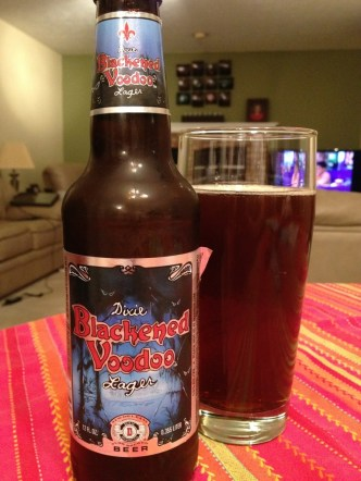 Dixie Brewing - Dixie Blackened Voodoo Lager