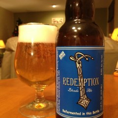 502. Russian River Brewing – Redemption Blonde Ale