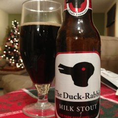 507. The Duck-Rabbit Craft Brewery – Milk Stout