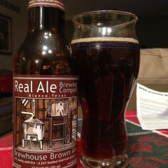 508. Real Ale Brewing Co – Brewhouse Brown Ale