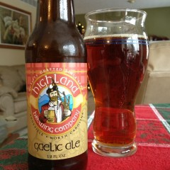 510. Highland Brewing Co – Gaelic Ale