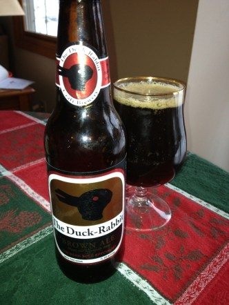511. The Duck-Rabbit Craft Brewery - Brown Ale