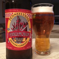 521. Pennsylvania Brewing Co – Penndemonium Maïbock Beer
