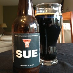 523. Yazoo Brewing – SUE Imperial Smoked Porter