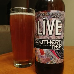 541. Southern Tier Brewing Co – LIVE Bottle Conditioned Pale Ale