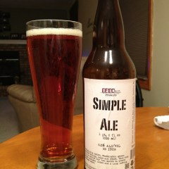 542. Epic Ales – Simple Ale