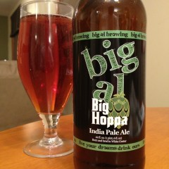 543. Big Al Brewing – Big Hoppa India Pale Ale