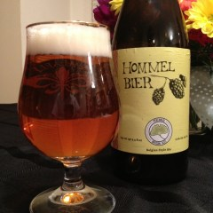 544. Perennial Artisan Ales – Hommel Bier Belgian Style Ale