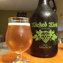 604. Wicked Weed Brewing – Freak Double IPA