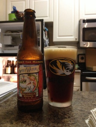 605. SweetWater Brewing - Georgia Brown