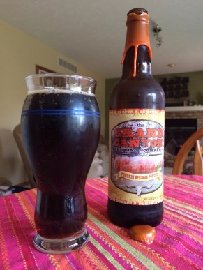 621. Grand Canyon Brewing - Pumpkin Springs Porter