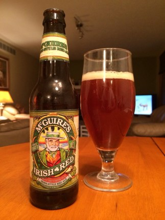626. McGuire's Irish Pub - Irish Style Red Ale
