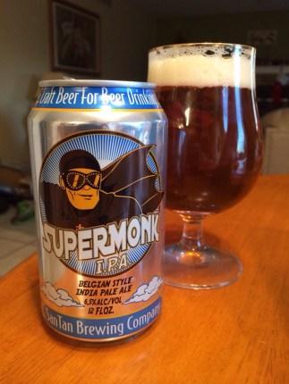 644. SanTan Brewing - Supermonk Belgian IPA