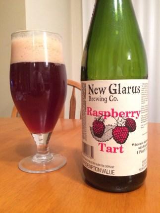 651. New Glarus Brewing - Raspberry Tart