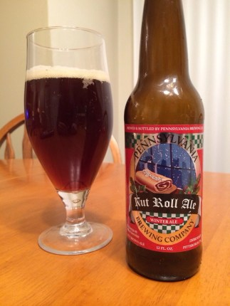 661. Pennsylvania Brewing Co. - Nut Roll Ale Winter Ale