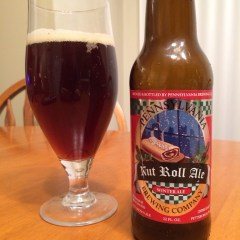 661. Pennsylvania Brewing Co. – Nut Roll Ale Winter Ale