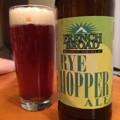 669. French Broad Brewing – Rye Hopper Ale