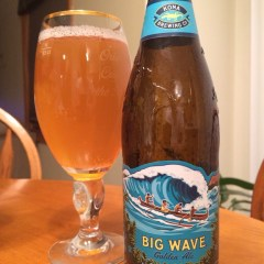 672. Kona Brewing – Big Wave Golden Ale