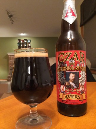 690. Avery Brewing - The Czar Imperial Stout 2009