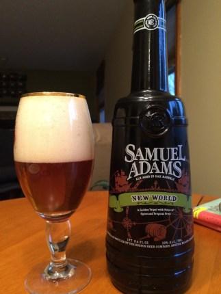691. Samuel Adams - New World Tripel