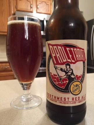 694. Lompoc Brewing - Proletariat Northwest Red Ale