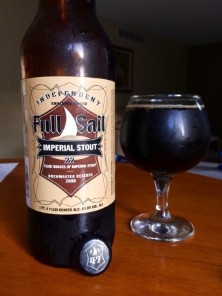 700. Full Sail Brewing - Imperial Stout 2008