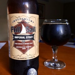 700. Full Sail Brewing – Imperial Stout 2008