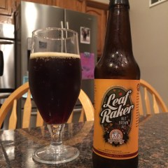 720. Mankato Brewery – Leaf Raker Nut Brown Ale