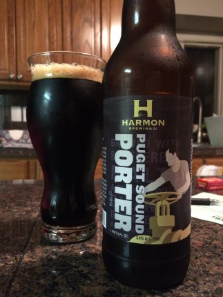 730. Harmon Brewing - Puget Sound Porter