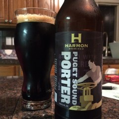730. Harmon Brewing – Puget Sound Porter
