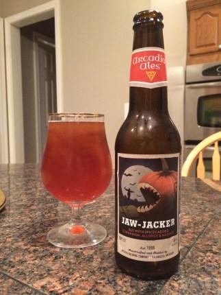 739.  Arcadia Ales - Jaw-Jacker Ale