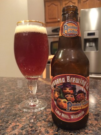 742. Tyranena Brewing Co. - Painted Ladies Pumpkin Spice Ale
