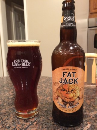 750. Samuel Adams - Fat Jack Double Pumpkin