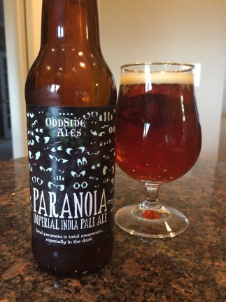 767. Oddside Ales - Paranoia Imperial India Pale Ale