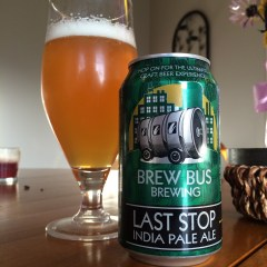 768. Brew Bus Brewing – Last Stop India Pale Ale