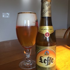 769. Abbey of Leffe – Leffe Blonde