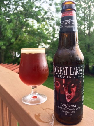 772. Great Lakes Brewing - Nosferatu Imperial Red Ale