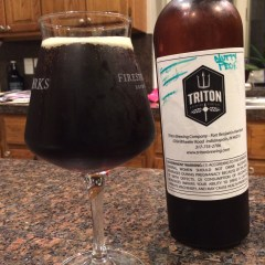 786. Triton Brewing – Nutty Professor Peanut Butter Brown Ale