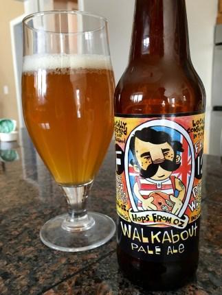 804. Flat 12 Bierwerks - Walkabout Pale Ale