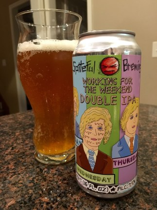 809. Spiteful Brewing - Working for the Weekend Double IPA