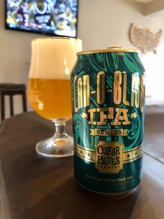 945. Oskar Blues - Can-O-Bliss Tropical IPA