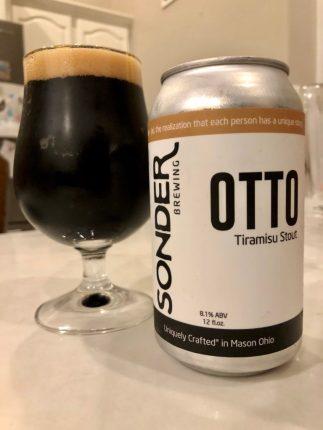 947. Sonder Brewing - Otto Tiramisu Stout