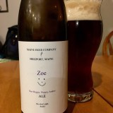 878. Maine Beer Co. – Zoe