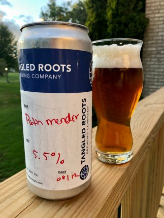 953. Tangled Roots - Path Mender Pale Ale