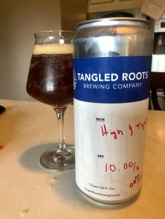 955. Tangled Roots - High & Tight Barleywine