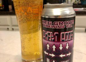 963. Keg Grove – Cheat Code Pilsner